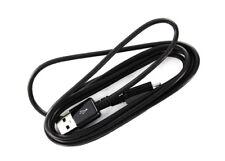 Original USB Datenkabel für Nokia Microsoft Lumia 532 / 535 / 550 / 640 Schwarz