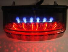 Smoke LED Signal Tail Light For Ducati 1994-07 Monster Dark 400 600 620 695 750