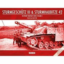 Sturmgeschutz III & Sturmhaubitze 42 (Ostfront Warfare  - Paperback / softback N