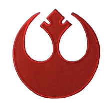 Star Wars Rebel Alliance Embroidered Iron On Patch - Officially Licensed 020-G
