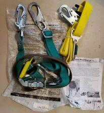 Buckingham Bucksqueeze Lineman Climbing Fall Protection Belt New 4812Y 483-484