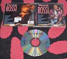 Vasco Rossi - Primo Piano con Siae Rosa Cd Ottimo