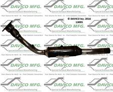 Catalytic Converter-Exact-Fit Front Davico Exc CA 13095