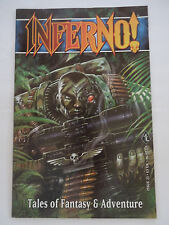 Black Library Inferno numéro 23 MARS/AVRIL 2001 Out of Print