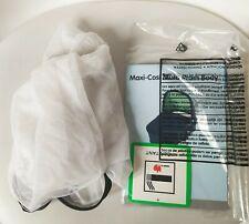 Genuine Maxi Cosi Mura Carrycot Zip On Mosquito Net + Manual