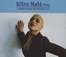 Ultra Naté Free-The Mood II Swing/Full Intention Mixes (5 versions, .. [Maxi-CD]
