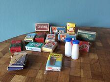 Kaufladen Zubehör Milch Demol Milwa Combo.... Children's shop equipment