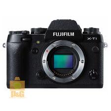 NEW BOXED FUJI FUJIFILM X-T1 XT1 DIGITAL CAMERA BODY ONLY