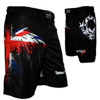 TurnerMAX MMA Shorts Kick Boxing Martial arts Cage Fight UFC Grappling Short