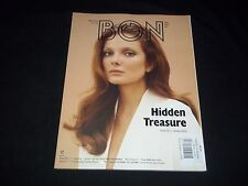 2010 SPRING-SUMMER BON MAGAZINE - INTERNATIONAL FASHION ISSUE NICE COVER - D1381