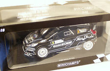 1/18 Ford Fiesta RS WRC Abu Dhabi  Rally France Alsace 2011  J.M.Latvala