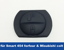 2T Buttons Rubber Keypad for Mitsubishi colt Key car key