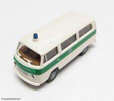 BREKINA VW Transporter T2 Polizei Blaulicht 1:87