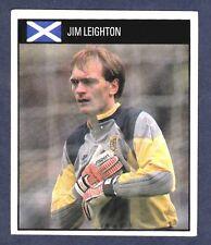 ORBIS 1990 WORLD CUP COLLECTION-#106-SCOTLAND-JIM LEIGHTON