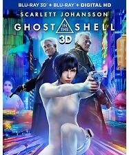 Ghost in the Shell 3D/BD 2 Disc no Digital Copy