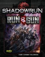 CAT27002 Catalyst Game Labs Shadowrun RPG: Run and Gun