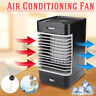 Mini Luftkühler Klimageräte Klimaanlage 2-Gang Ventilator Zuhause Büro Camping