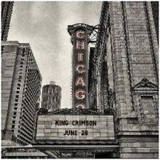 King Crimson- Official Bootleg: Live in Chicago  - New CD Album- PreOrder- 13/10