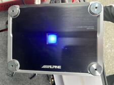 Alpine PDX-4.100 4-Channel Stereo D Class Power Amplifier Car Audio 12V 2007s