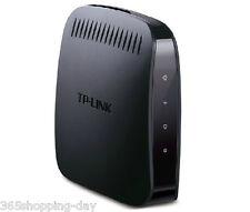 TP-LINK Modem TD-8620T RJ11 RJ45 Modem 24Mbps ADSL2+ 8Mbps ---Black