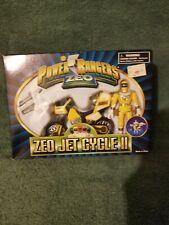 Power Rangers Zeo Yellow