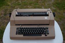 IBM Correcting SELECTRIC II Typewriter - Tan
