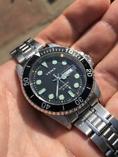 Yema Cap Horn Automatic Mens Divers Watch Swiss Made ETA 2836-2 40mm