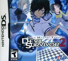 Nintendo DS : Shin Megami Tensei: Devil Survivor 2 VideoGames***NEW***