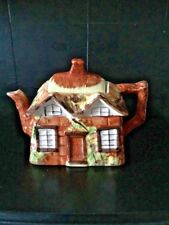 Vintage Handpainted Cottage Ware Teapot Price Kensington Ye Olde Cottage