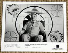 Don Knotts original still 8x10 black and white photo Pleasantville portrait