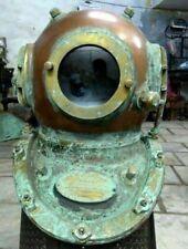 Anchor Engineering Old Rare Antique Maritime Diving Helmet Replica Item