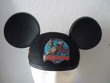 2017 Mickey Mouse Ears Hat Run Disney Kid Races Marvel Set of (2) w/Tags Youth