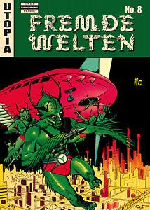Fremde Welten Nr.  8  -  ilovecomics Verlag -    ilc-2