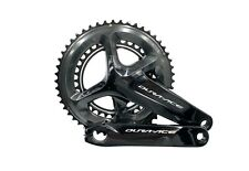 SHIMANO DURA-ACE FC-R9100 11s Road Bike Crank 50-34/52-36/53-39T 170/172.5/175mm