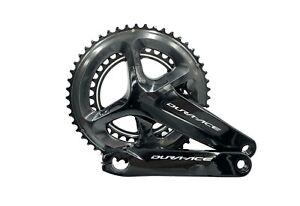 SHIMANO DURA-ACE FC-R9100 11s Road Bike Crank 50-34/52-36/53-39T 170/172.5/175mm