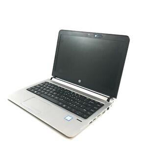 """HP ProBook 430 G3 13.3"""" Laptop i5-6200U @ 2.30GHz 4GB DDR3 500GB HDD (Damaged)"""