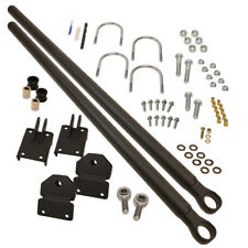 BD Black Traction Bars Kit for 03-18 Dodge Ram 2500 / 3500 # 1032130
