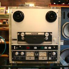 SONY TC-9000 38cm 2 track Stereo Tape Recorder Deck Reel to Reel USED JAPAN 100V