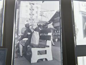 10 Vintage Los Angeles + El Sereno CA Nun Store Occupational Photo Negatives