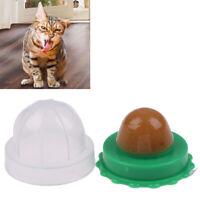 Healthy Cat Catnip Sugar Cats Snacks Licking Candy Nutrition Energy Ball ToyATA