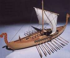 "Beautiful, brand new Mantua wooden model ship kit: the ""Viking"" (Ma 780)"