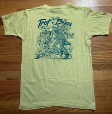 Vintage 1984's 5th Annual Trot & Brew Steelton, Pa. Skimmers 50/50% T Shirt.