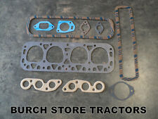 NEW COMPLETE HEAD GASKET KIT ~ Farmall International 300 350 H I4 O4 Super H W4