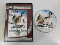 DIARIOS DE MOTOCICLETA WALTER SALLES ROBERT REDFORD DVD SLIM ESPAÑOL