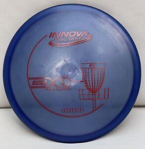 Brand New OOP Innova Champion XD+ Plus Blue w/ Red Stamp 175g