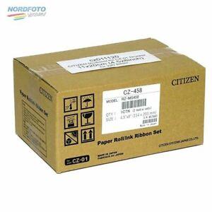 CITIZEN Mediaset für CZ-01 Drucker 11x20cm (4.5x8inch) für 220 Bilder