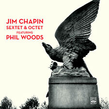 Jim Chapin Sextet & Octet Featuring Phil Woods (2 Lps On 1 Cd)