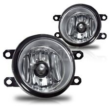 Clear replacement fog lights fit for 2012 Scion xB (set)