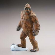 Kaiyodo Capsule Q UMA Bigfoot Yeti Cryptid Creature Mini Gashapon PVC Figure