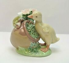 Rare Lladro 8025 How Are You Doing? Duck Figurine No Box